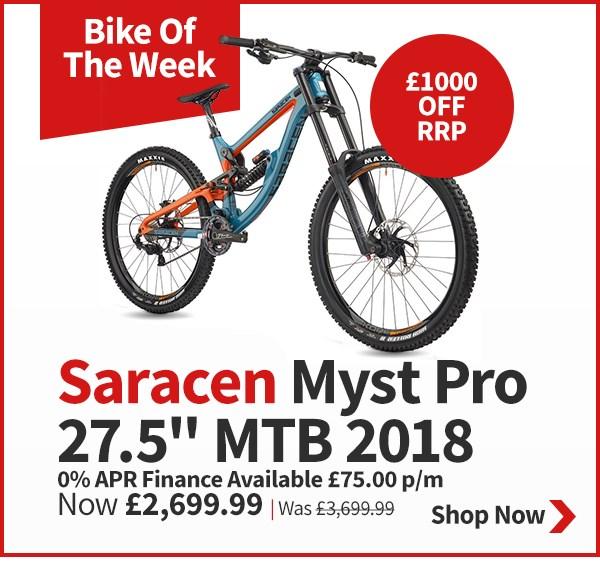 Tredz Deal of the Week - Saracen