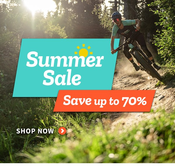 Summer Sale - Save up to 70%