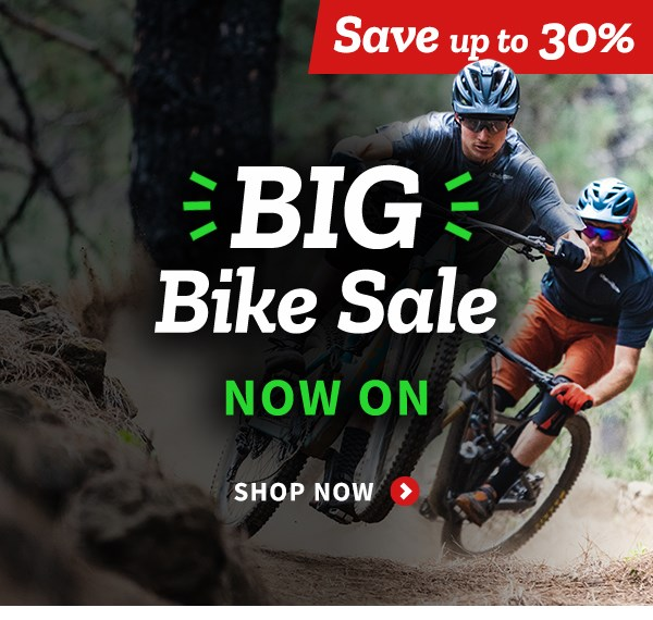 Big Bike Sale - Now On