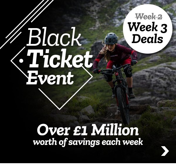Black Ticket Event