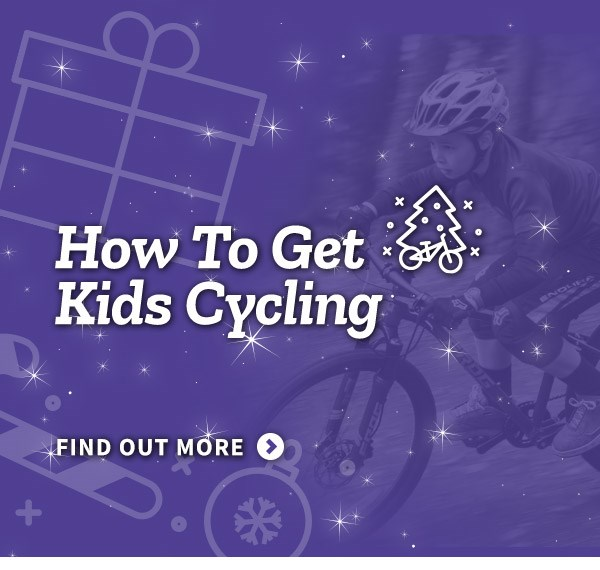 Get Kids Cycling