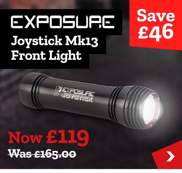 Exposure Joystick