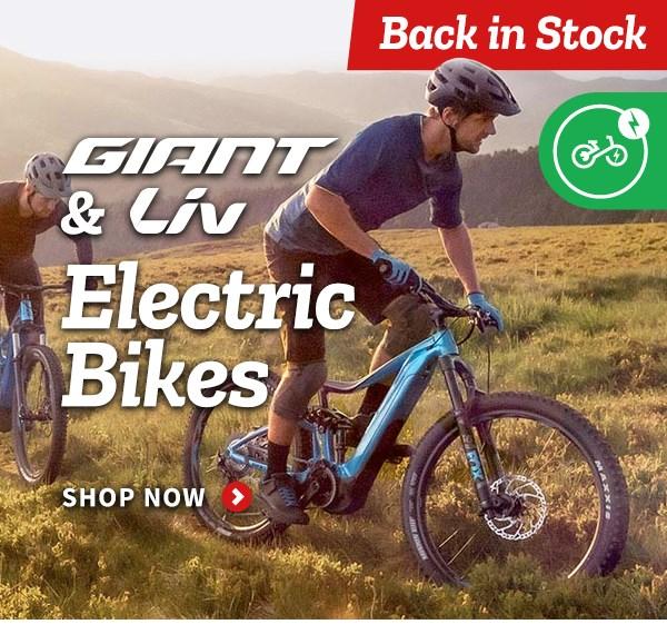 Giant Electric Bikes