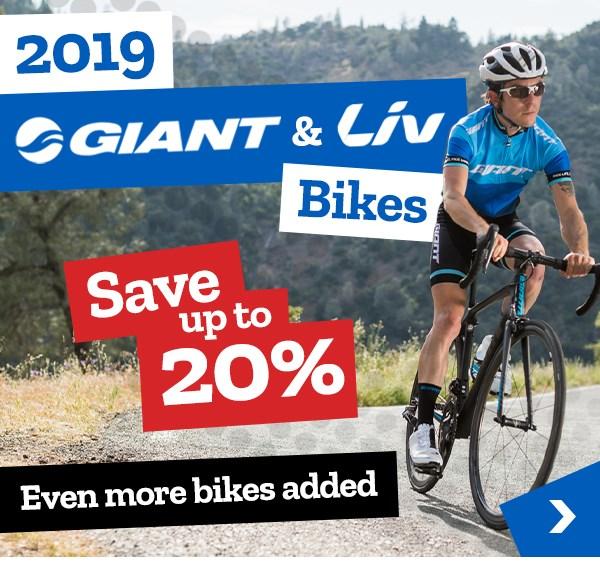 Giant Bikes 20%