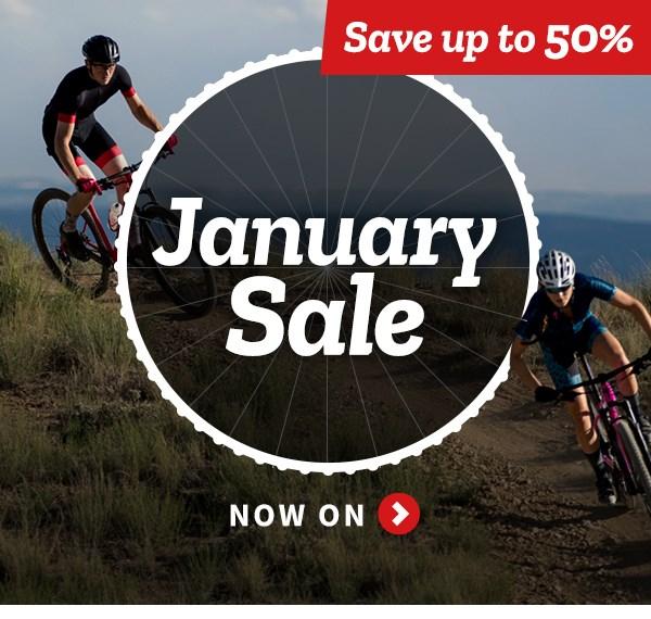 January Sale