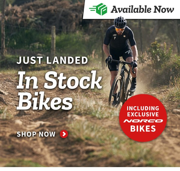 In Stock Bikes with 0% Finance Available