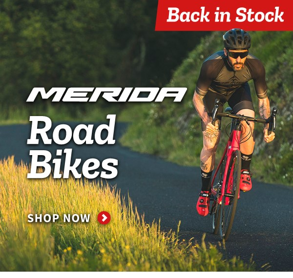 Merida Road Bike Back in Stock