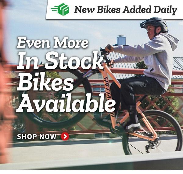 In Stock Bikes
