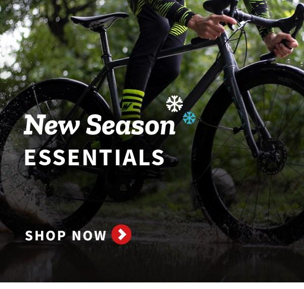 New Season Essentials