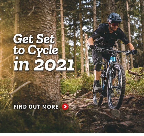 Get Set to Cycle in 2021