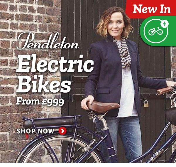 Pendleton Electric Bikes