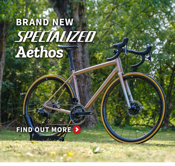 New Specialized Aethos