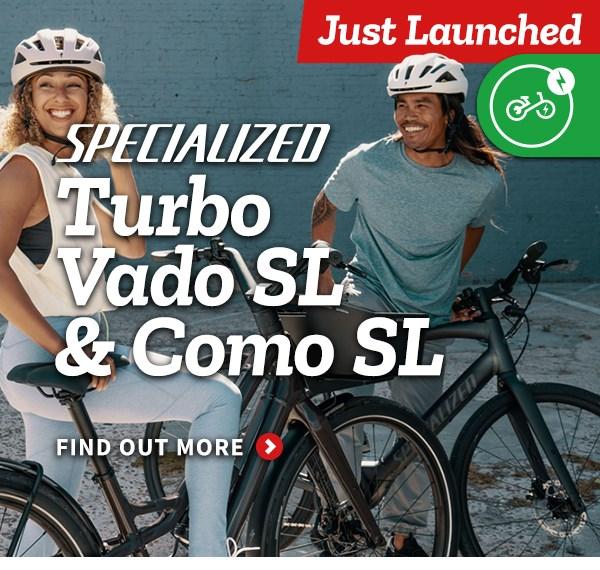 Specialized Turbo Vado & Como SL