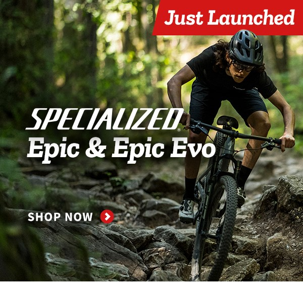 Specialized Epic Just Launched