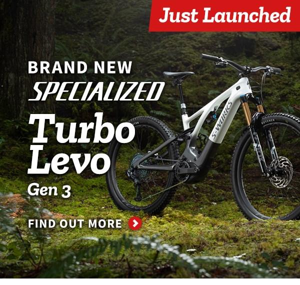 Specialized Turbo Levo Gen 3
