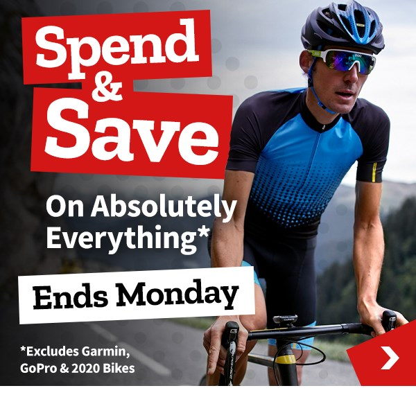 Spend & Save Now On