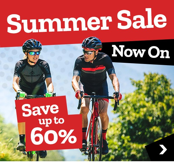Summer Cycling Sale Now On