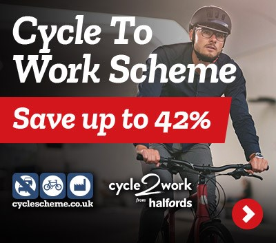 Cycle To Work Scheme - Save up to 42%