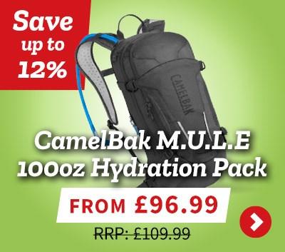 CamelBak M.U.L.E 100oz Hydration Pack