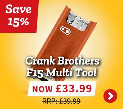Crank Brothers F15 Multi Tool