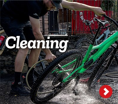 Get Ride Ready - Cleaning >
