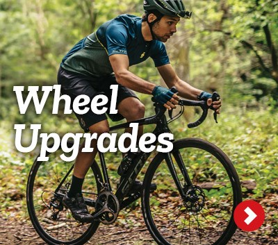 Get Ride Ready - Upgrades >