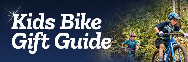 Kids Bike Gift Guide
