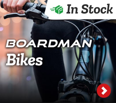 Boardman Bikes - Back In Stock