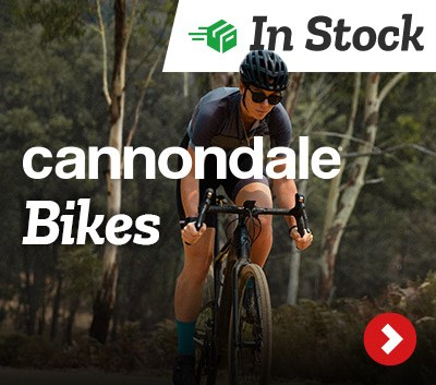 Cannondale Bikes - In Stock