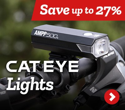 Cateye Lights - Save up to 27%
