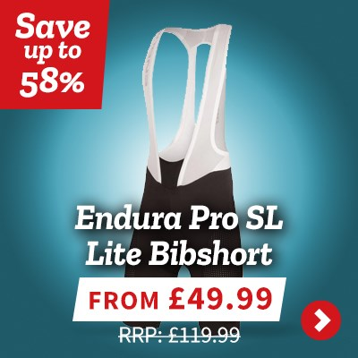 Endura Pro SL Lite Bibshort