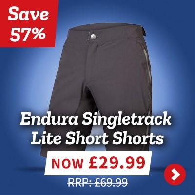 Endura Singletrack Lite Short Shorts