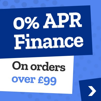 0% APR Finance on orders over £99