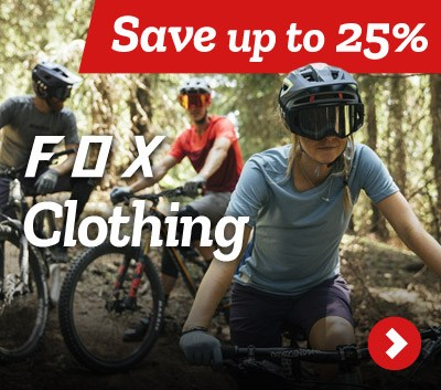 Fox Clothing - Save up to 25%