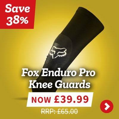 Fox Enduro Pro Knee Guards