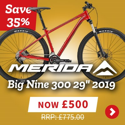Merida Big Nine 300 29er 2019 - Save 35%