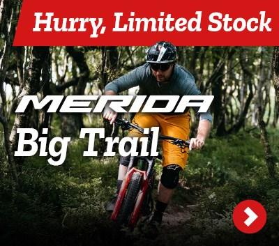 Merida Big Trail Hardtail MTB - Back In Stock
