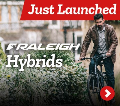 Raleigh Hybrids - Just Launched