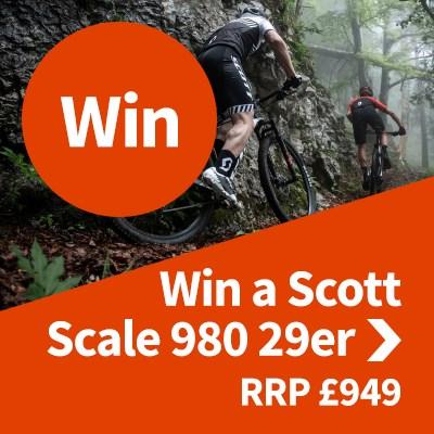 Win a Scott Scale 980 29er