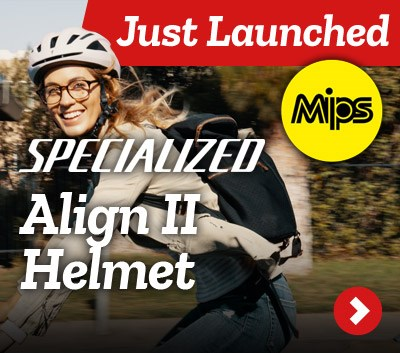 Specialized Align II Helmet - Just Launched