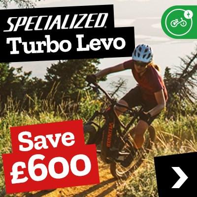 Specialized Turbo Levo - Save £600