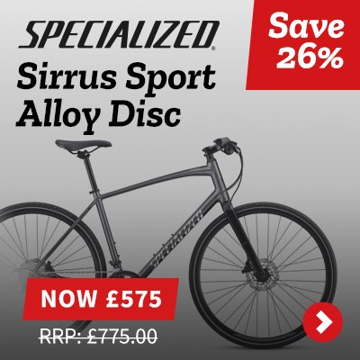 Specialized Sirrus Sport Alloy Disc - Save 26%