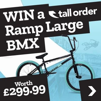 Win a Tall Order Ramp Large BMX