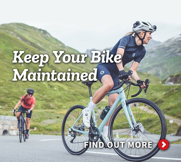Get Ride Ready - Keep Your Bike Maintained >