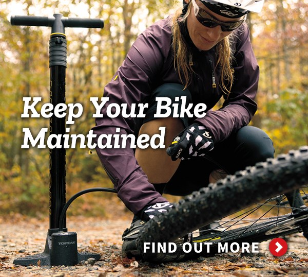 Get Ride Ready - Keep Your Bike Maintained>