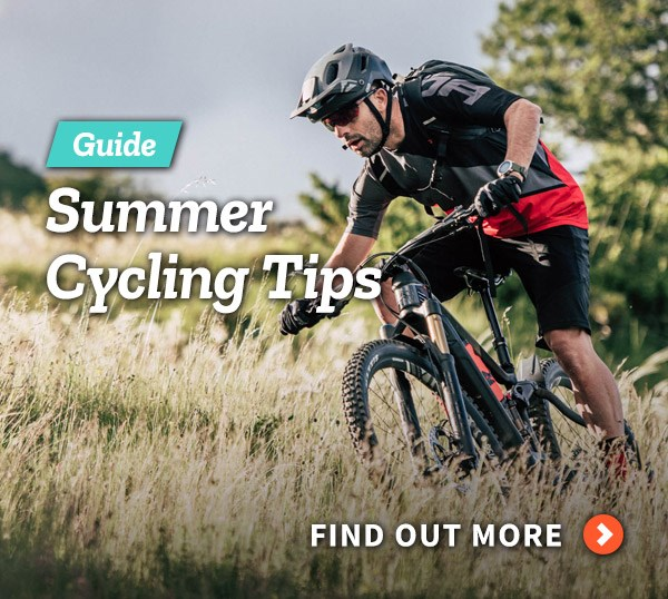 Guide: Summer Cycling Tips - Find Out More