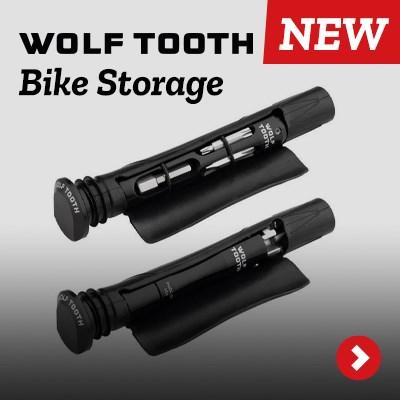Wolftooth Bike Storage