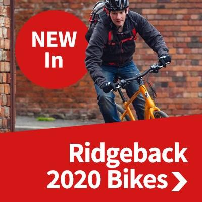 Ridgeback Bikes 2020 - NEW In