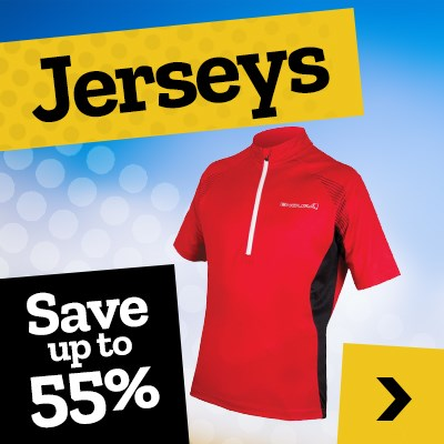 Big Clothing Clearance - Jerseys