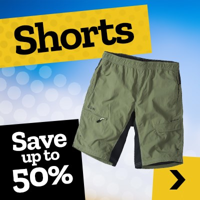 Big Clothing Clearance - Shorts